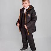 Куртки зимние на мальчика!Теплые зимние детские штаны размер 98-104 цена 200 грн