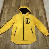 Классные Курточки на Осень размер от 4 до 16 лет