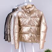 Женская куртка без капюшона М-ХЛ.