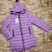 Модная куртка деми на девочку glo-story 110-120 р