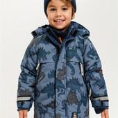 Куртка, парка деми и зимняя, светоотражающая куртка, комбинезон SELA от 98 до 152 р