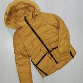 Куртки для девочек Nature 9/10-15/16 лет(4155)