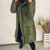 Куртка сезон «Зима»,плащевка «Лаке», подкладка полиэстер, синтепон 300