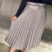 Стильная новинка!!!!Очень красивая юбка-плиссе