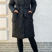 Зимнее пальто. Две модели!