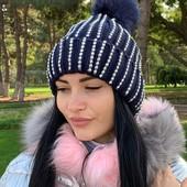 СП. Жіночі,зимові шапки