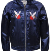 Модная ветровка-куртка на синтапоне glo-story последняя 134/140