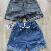 Шорты джинсовые, норма, полубатал. На сборе фото 3. Есть остатки, замеры.