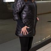 Демисезонная куртка. 48-50, 52-54, 56-58, 60-62