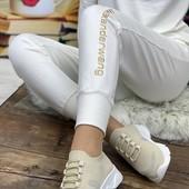 СП Женские кроссовки есть замеры. свободные 36, 38 и 39размер