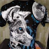 Мужская футболка с 3D рисунком