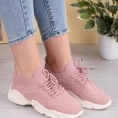 Текстильные женские кроссовки 36-41. Мягкие и удобные. Все по 160 грн. Выкуп каждый день!!!