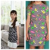 Летние детские и подростковые платья