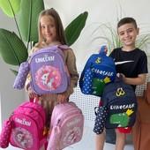 Детские рюкзачки,сдаю заказ)