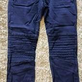 Модные котоновые брюки для мальчиков Grace 134-164 р.