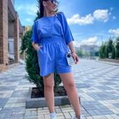 Новинки. Платья костюмт женские. Лето 2021.