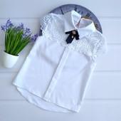 Блузки до школи. Новики для самих стильних та модних