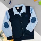 Очень качественные рубашки,кофты для девочек,кофты обманки для мальчиков, быстрый сбор, остатки