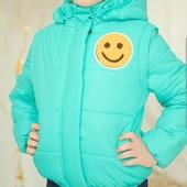 Новый сбор.Верхняя одежда. Manifik. Девочкам и мальчикам. Зимние куртки, деми куртки, размеры 92-158