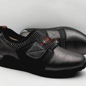 Стильные подростковые туфли на девочку рр.32-37