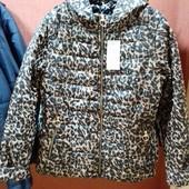 Куртка осень на синтепоне легкая 2 расцветки Цена Качество