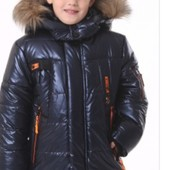 Зимние курточки на мальчика. Новая коллекция Зима 2021/2022. Качество шикарное. Опушка песец.