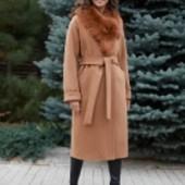 Зимние пальто и шубы, 44-52, фабрика