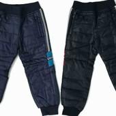Болоньевые штаны для мальчика 4-12 лет. Остатки в наличии+ новый сбор