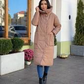 Зимнее пальто. 42 44 46 48